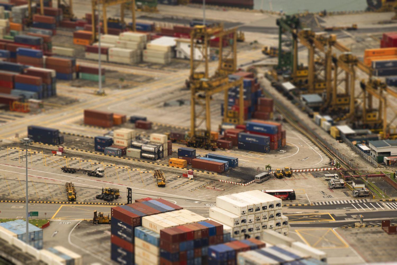 gestion de flux, transport, plateforme logistique
