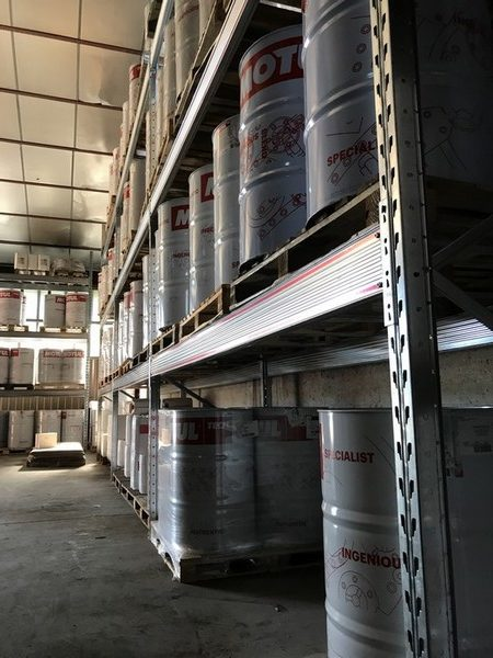 gestion plateforme logistique, gestion entrepôt sous douane, gestion industrielle logistique