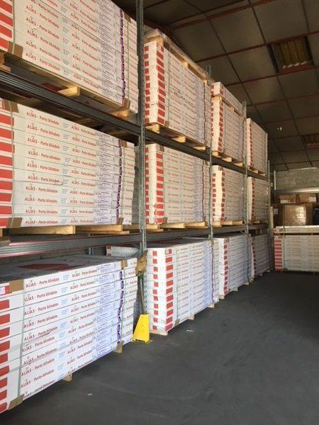 entrepôt sous douane, gestion d'entrepôt de stockage