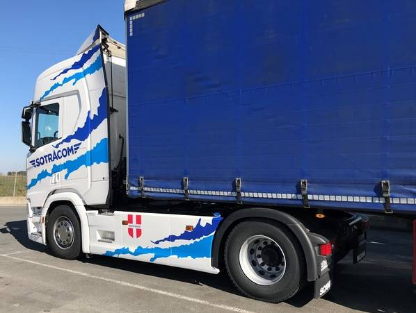 transport routier France-Italie, transport palette Rhône Alpes Italie, transport marchandises Haute-Savoie Italie