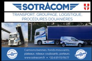 Offre affrètement logisitique transport routier