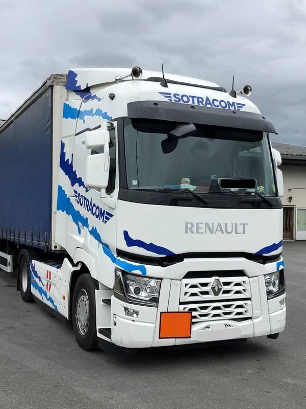 entreprise de transport routier de marchandises dangereuses France, Italie, Suisse