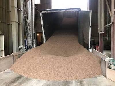 transport de marchandise alimentaire et vrac en benne aluminium